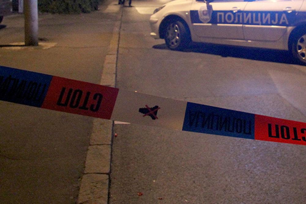 SUDAR AUTOMOBILA I BAGERA U BEOGRADU: Jedna osoba poginula, 3 povređene!