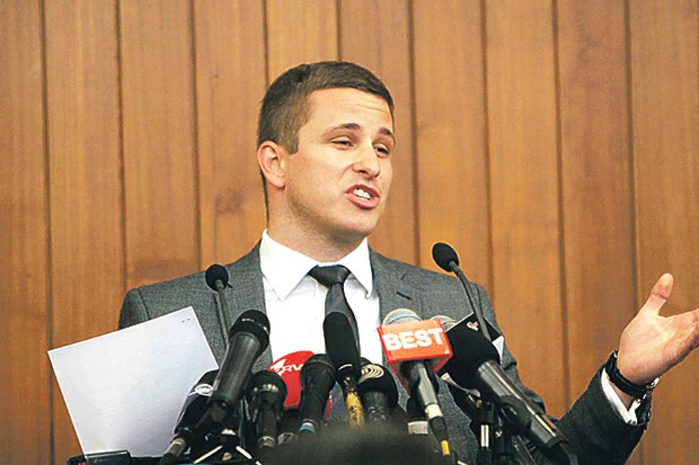 JOVIČIĆ ODGOVORIO DS: GSP nije lopovski sistem već žila kucavica Beograda!