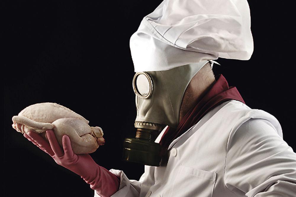 DOKAZANO: Modifikovana hrana može da izazove sterilitet kod ljudi!
