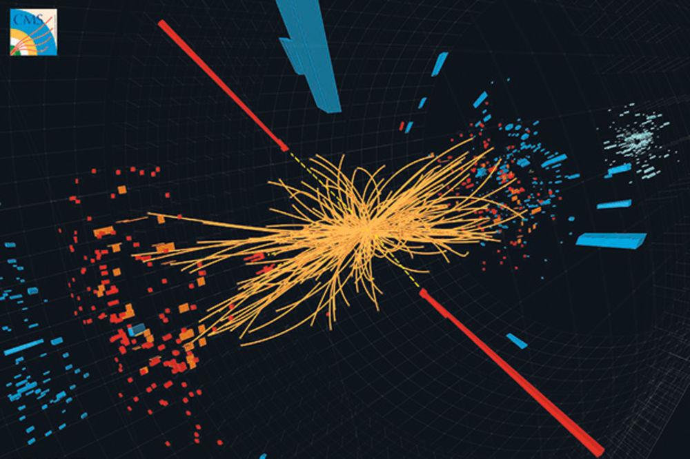 Besmislena pojava... Higsov bozon