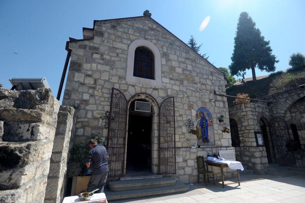 Crkva Ružica na Kalemegdanu   (foto: Zorana Jevtić)