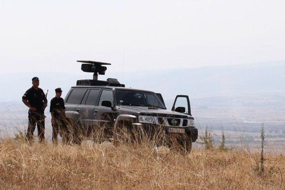 AUSTRIJSKA POLICIJA NA PRELAZU KELEBIJA: Pojačana kontrola na granici sa Mađarskom!
