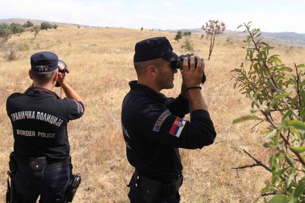 NIŠLIJA ŠVERCOVAO 13 MIGRANATA: Uhvaćen u sitroenu sa 9 dece i 4 odrasla Iračana