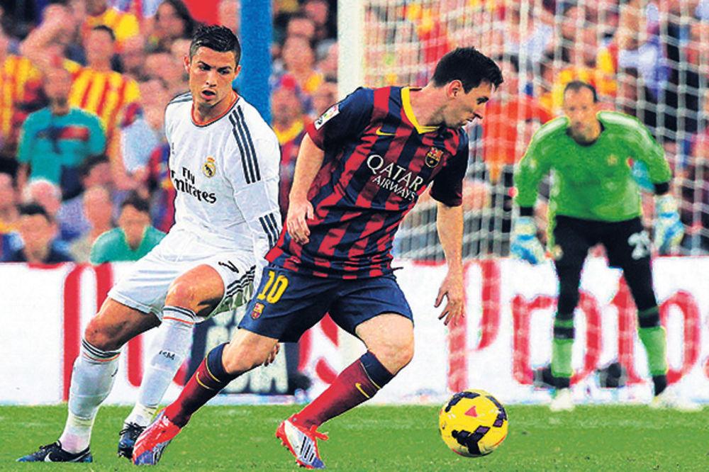 (VIDEO) RONALDO PROGOVORIO NAKON DUGE PAUZE: Mesi i ja se poštujemo, fudbal je samo igra