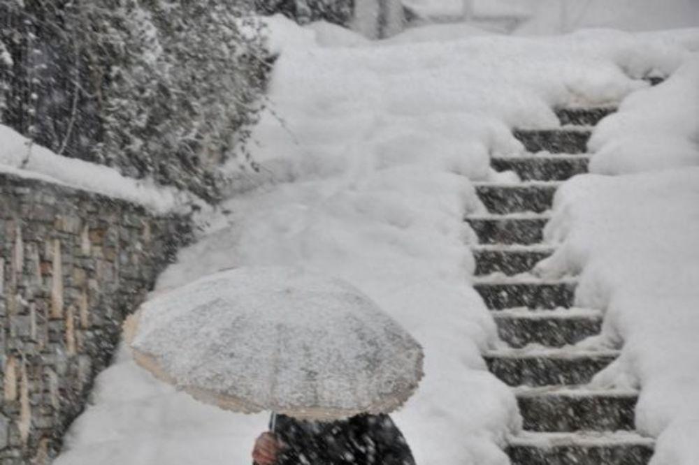 ZIMA STIGLA U 00.03 SATA: Najhladnije godišnje doba trajaće 88 dana!