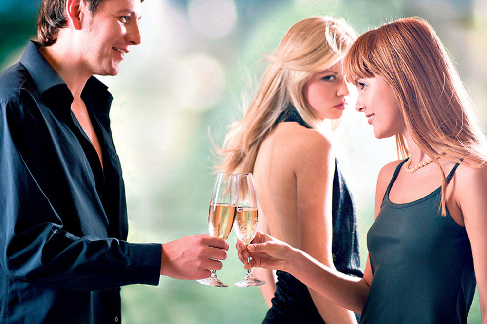 PRELJUBNIČKA STATISTIKA: Kad varaju muškarci, a kad žene?