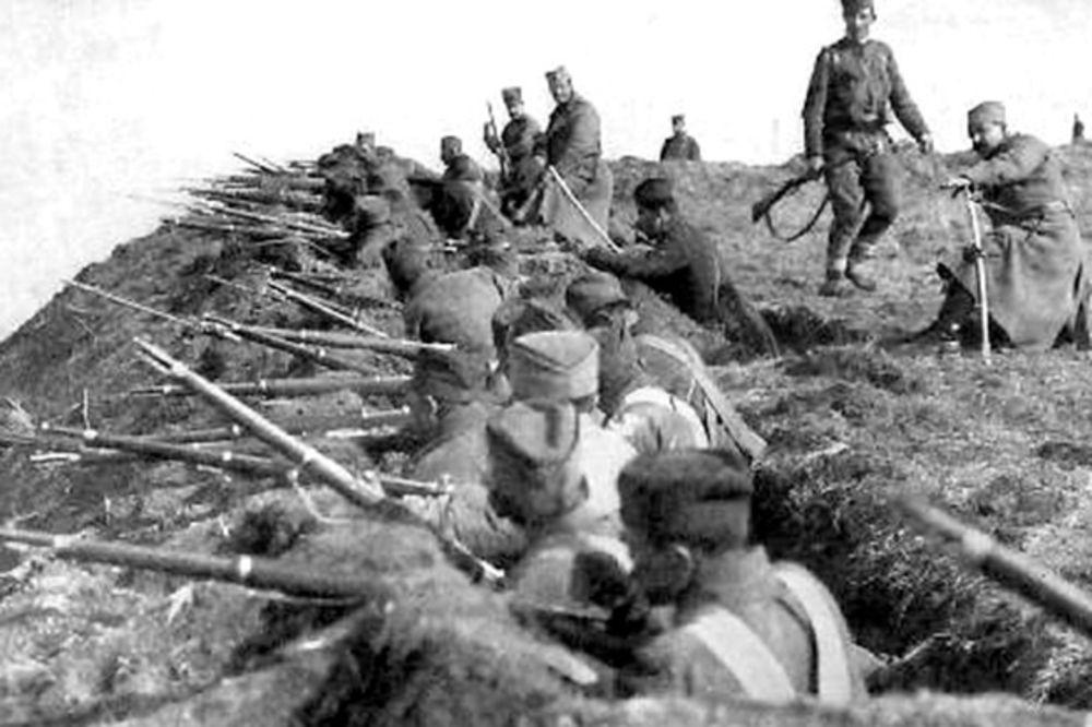 ČUDO KOJE JE SPASLO SRPSKOG VOJNIKA: Evo kako se sprema hleb tain iz 1914!