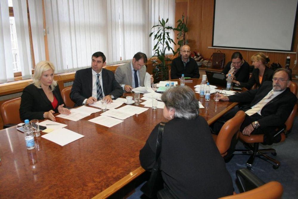 PRIJEM KOD MINISTARKE: Mihajlovićeva u nedelju sa Beograđanima