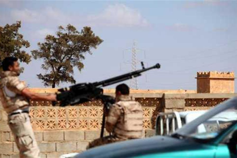 MASAKR U LIBIJSKOM PARLAMENTU: Ušli sa puškama i počeli da pucaju!