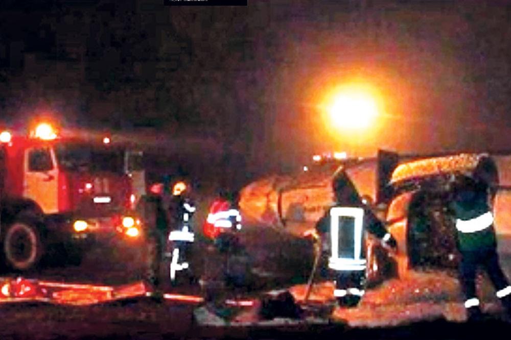 Jeziva scena...Vatrogasci i članovi Hitne pomoći satima izvlačili tela žrtava