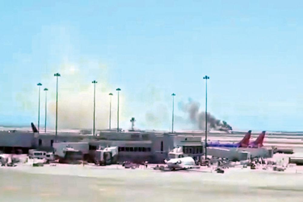 avionska nesreća, avion boing 737, pad, pao avion, Kazanj, Rusija