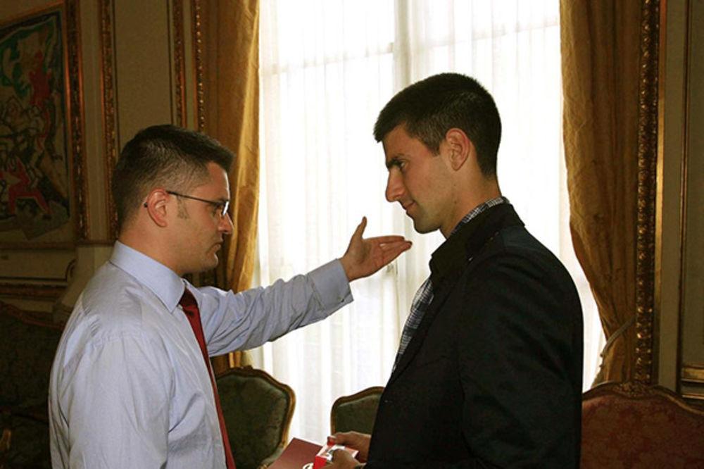 Vuk Jeremi i Novak okovi