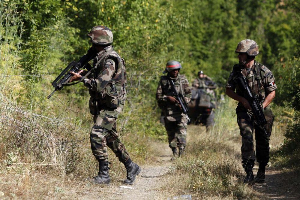 350 američkih vojnika čuva Srbe na severu Kosmeta