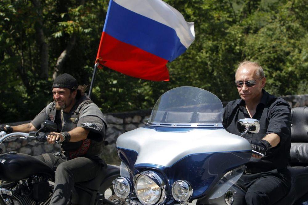 PUTINOV BAJKER: Hvala što ste me stavili pod sankcije, to mi je najviše priznanje