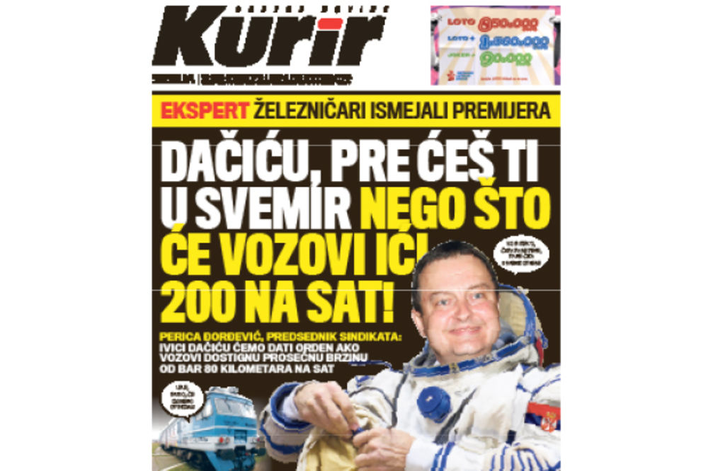 Kurir Novine Štampa http://www.parapsihopatologija.com/forums/index