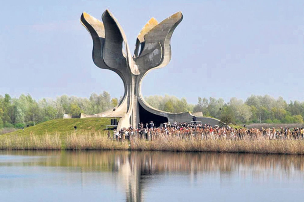 Počeo komemorativni skup u Jasenovcu