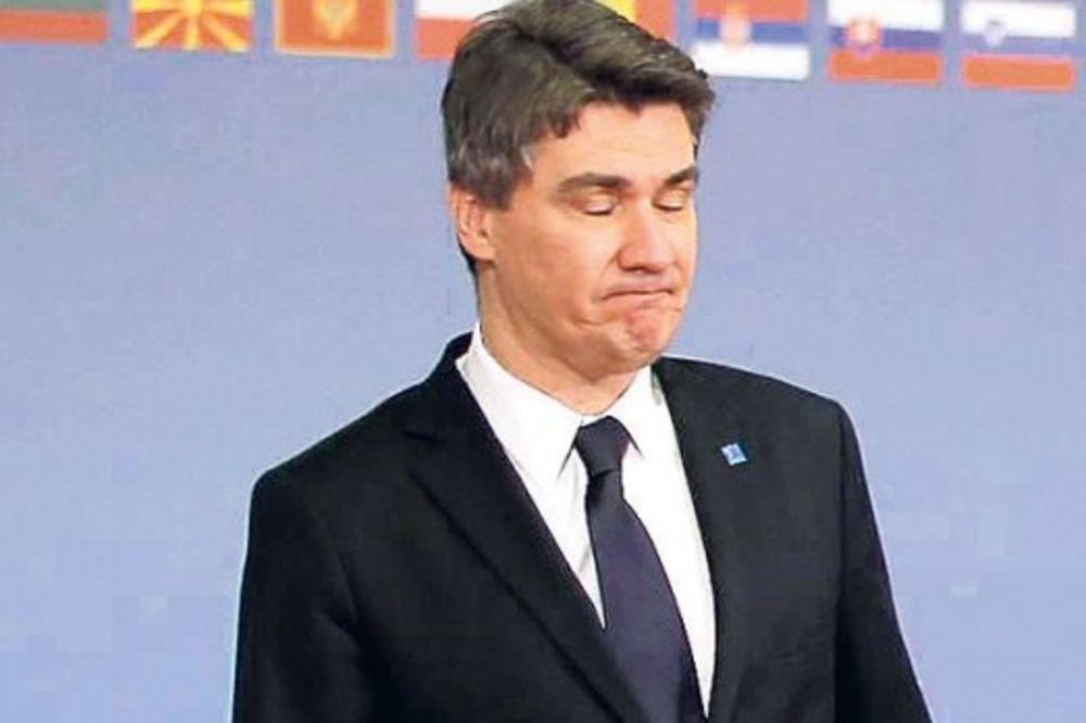 HRVATSKA IZGUBILA MILIJARDE Milanović: Žao mi je što nisam išao u Beograd!
