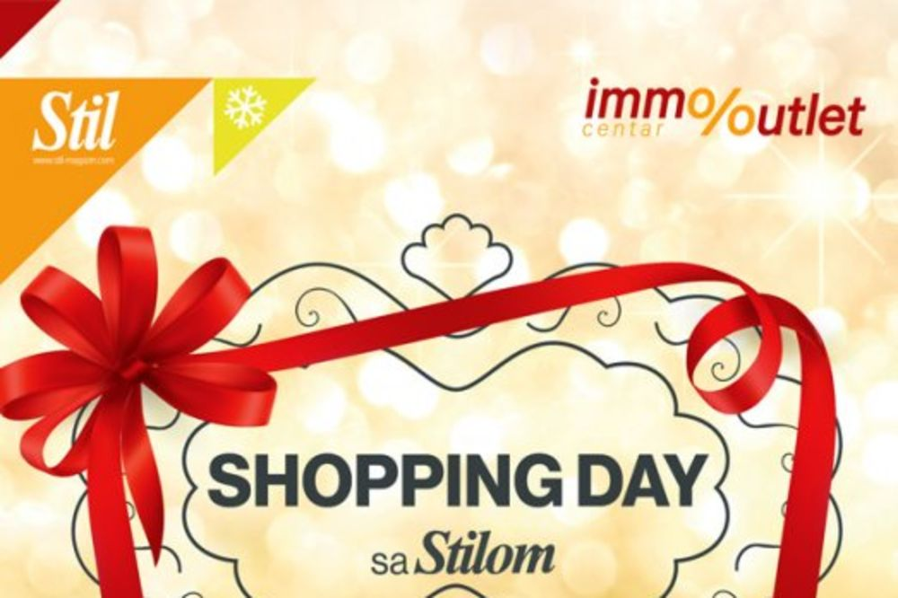 Šesti Shopping day sa Stilom u Immooutlet centru