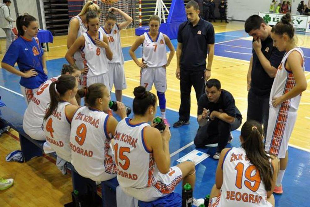 LAKO DO TRIJUMFA: Košarkašice Radivoja Koraća savladale Grosbasket u regionalnoj ligi