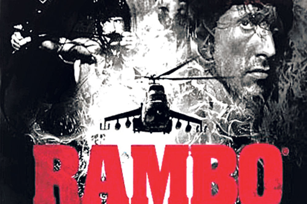Rambo-The Video Game: Budite pravi akcioni heroj