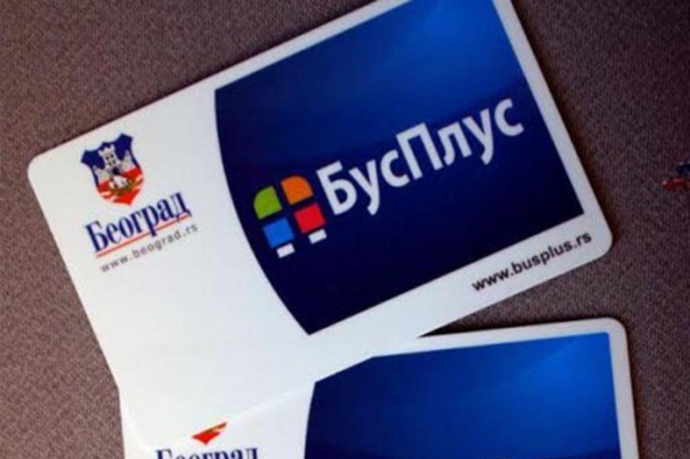 BUS PLUS: Produženo važenje kartica za srednjoškolce i studente!