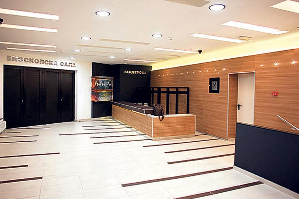 bioskop Fontana, firma Art i popkorn