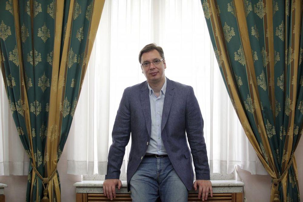 VELIKI ZAOKRET SRBIJE Vučić: Prihvatićemo sugestiju SAD i preći na gas iz Azerbejdžana