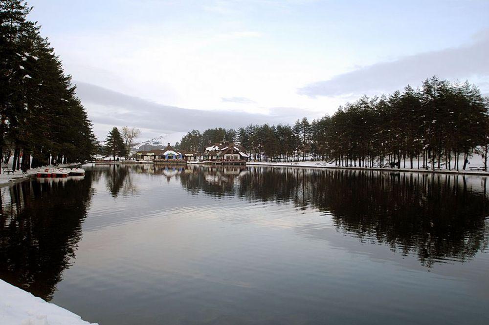 BELI SE BELI: Sneg pada u Smederevskoj Palanci i na Zlatiboru