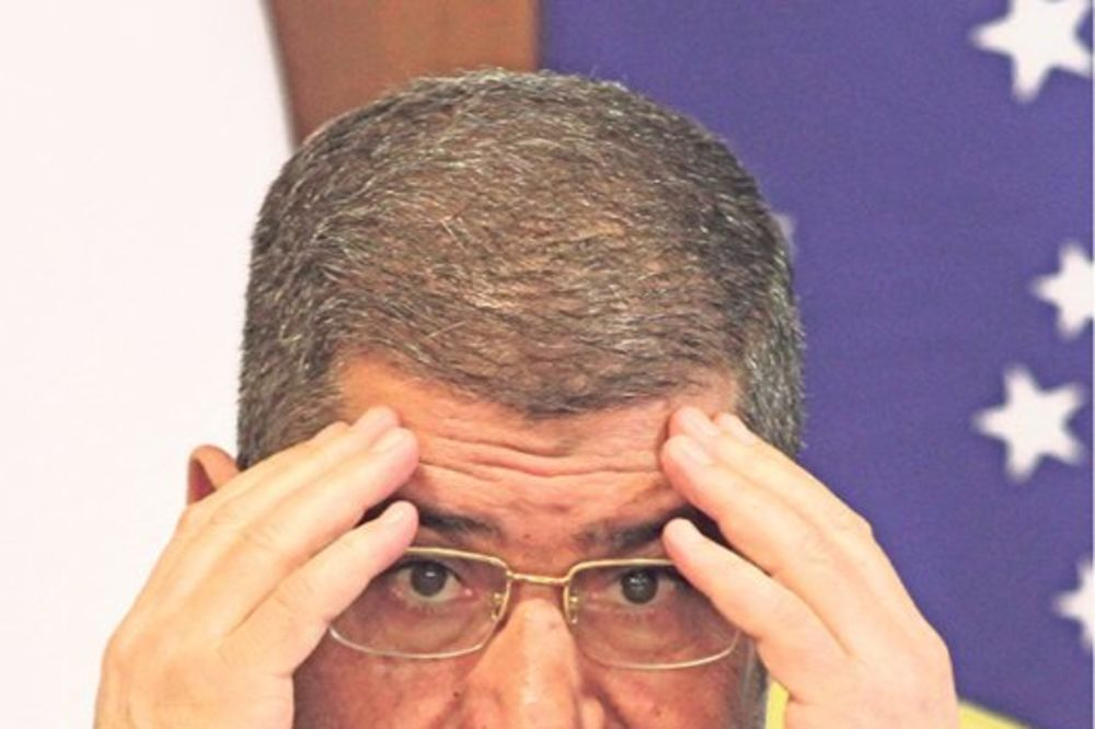 POTVRĐENA RANIJA PRESUDA: Smrtna kazna za bivšeg egipatskog predsednika