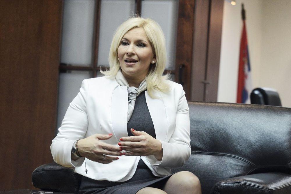 Mihajlovićeva: Projekti Železnice Srbije vredni 1,2 milijarde evra
