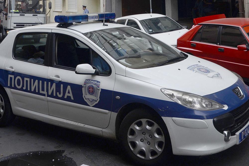 POKUŠAO DA POBEGNE, POLICIJA GA STIGLA: Osumnjičeni za razbojništvo uhvaćen posle poziva Smederevaca
