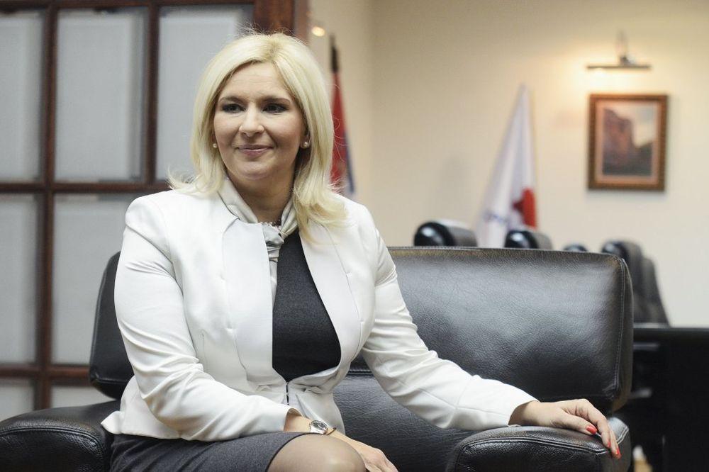 Ministarka Mihajlović čestitala Dan železničara