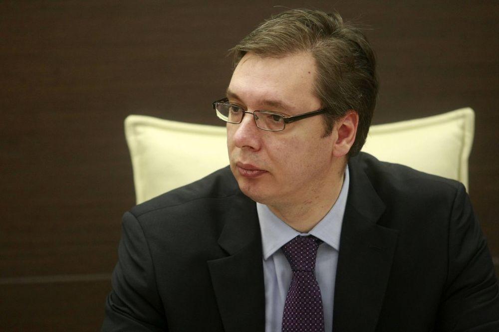 VUČIĆ: Nemam snage, ni podrške za privatizaciju Crvene zvezde i Partizana