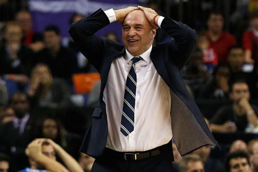 BLOG UŽIVO: Pablo Laso ponovo najbolji trener u Španiji