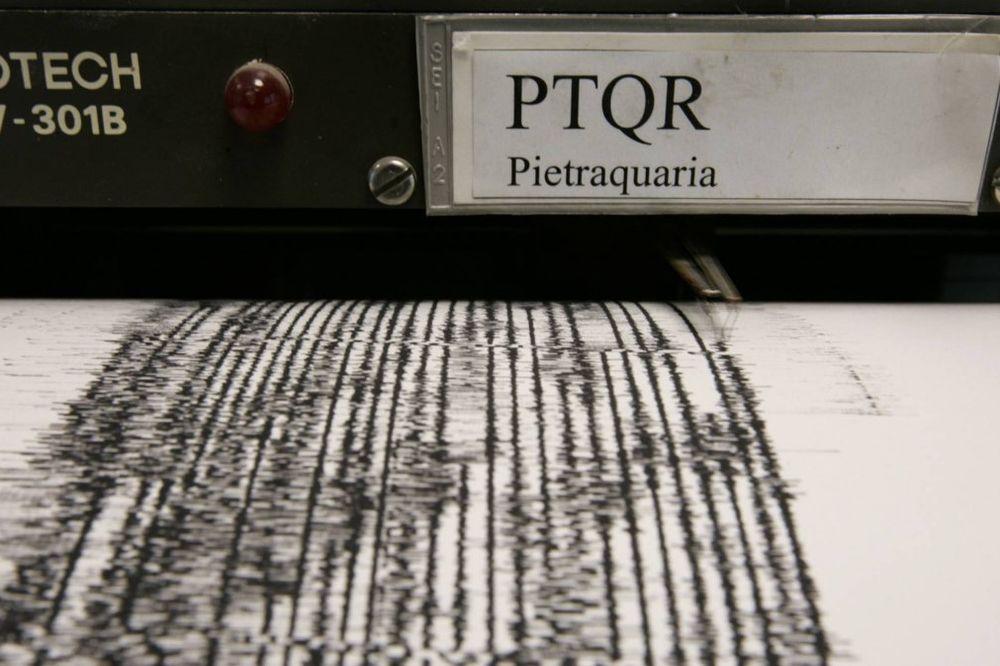 zemljotres, foto Beta AP
