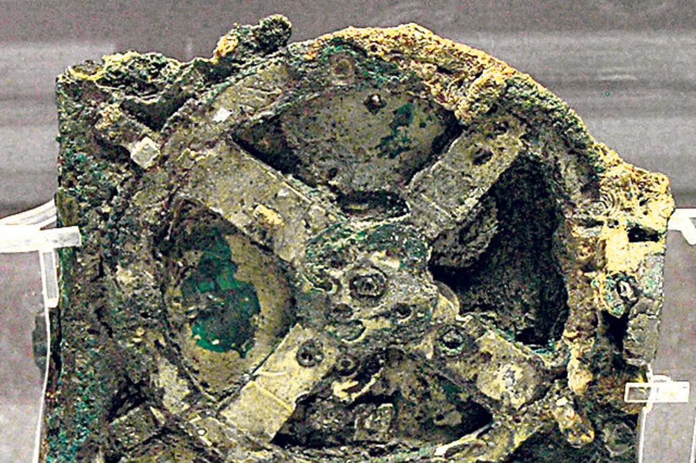Preživeo skoro dve hiljade godina na dnu mora...