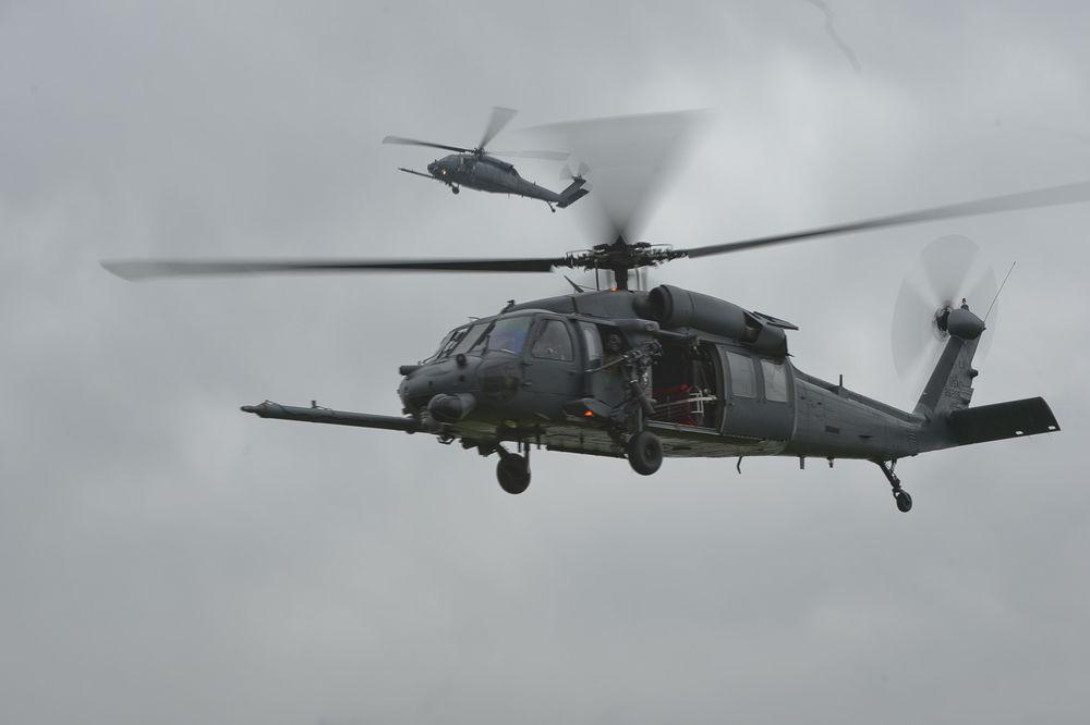Helikopter SAD srušio se u Adenskom zalivu