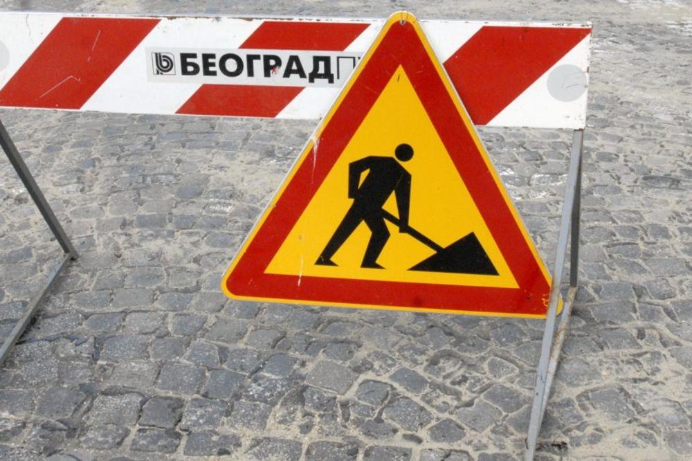 VANDALIZAM U NOVOM BEOGRADU: Razvaljena rampa na Savskom nasipu