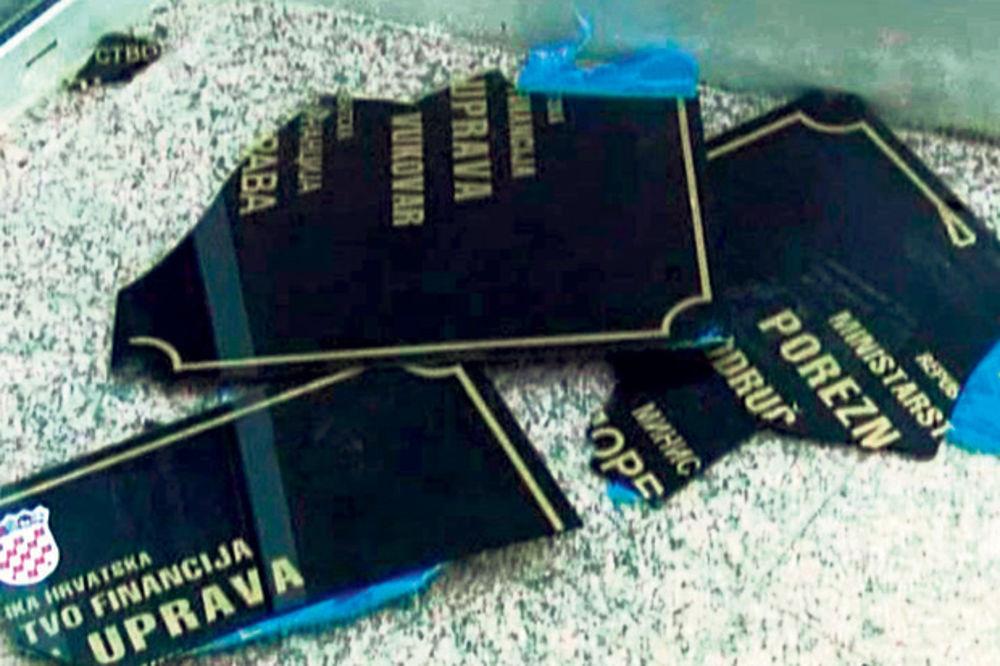 PROCES U VUKOVARU: Počelo suđenje za skidanje dvojezičnih tabli i nerede