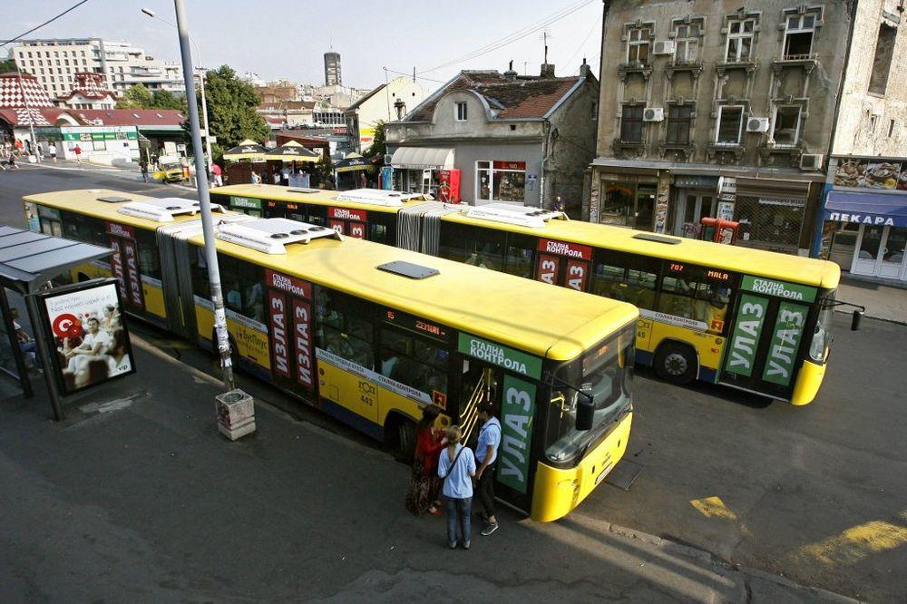 UGLJEŠA MITROVIĆ: Broj autobusa u špicu neće biti smanjivan!