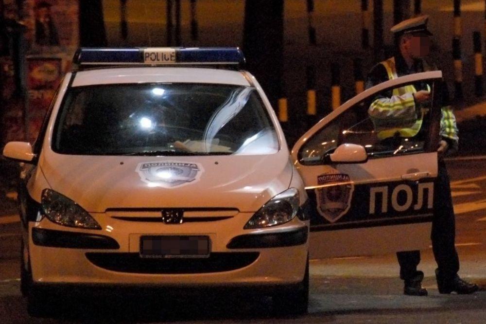 SENTA: Pijan nasrnuo na policijsku patrolu