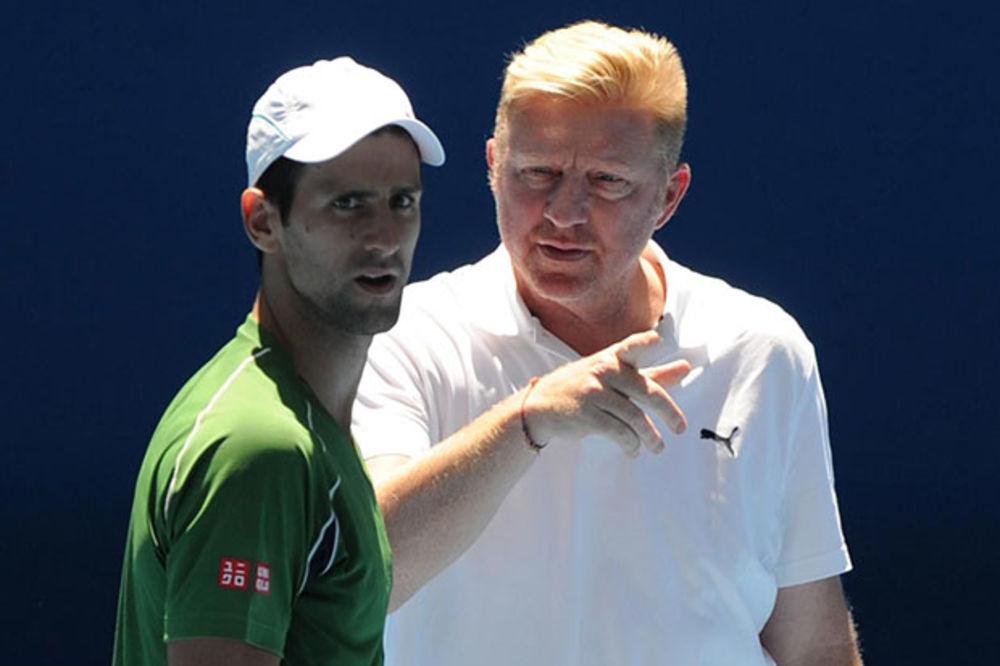BEKER: Novaku je potrebna hladna glava i malo sportske sreće