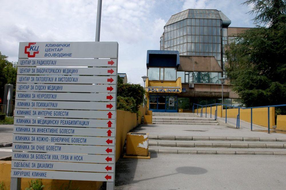 OTKLONJENE SUMNJE: Pacijent u Kliničkom centru Vojvodine nema ebolu!