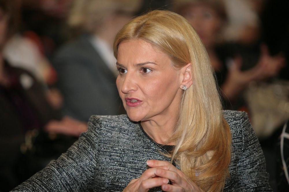 Miščevićeva: Mogerinijeva dolazi, pre svega, zbog Kosova