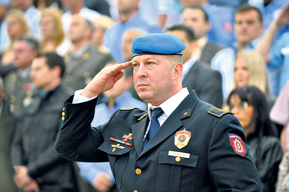 General Bratislav Dikić na čelu policije u Vranju?!
