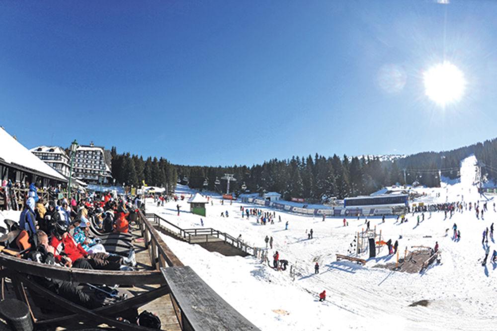 PRVOMAJSKO ČUDO: Skijanje na Kopu na 20 u plusu