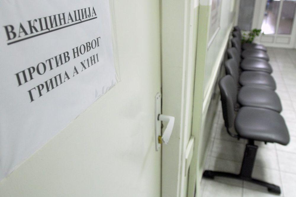 UZBUNA U LESKOVCU: Medicinska sestra hitno prebačena za Niš, sumnja se na svinjski grip