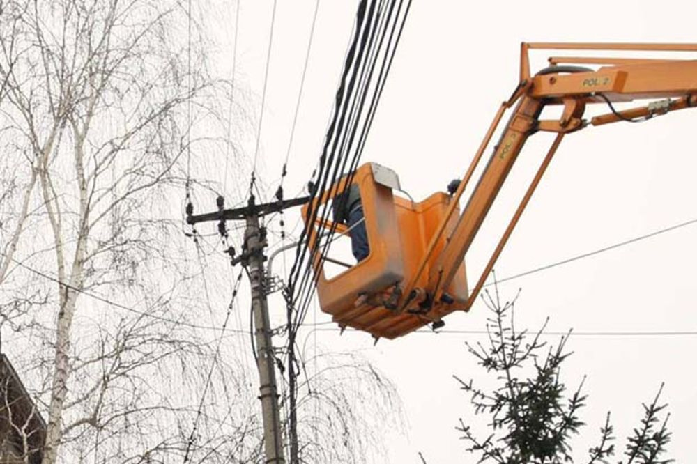 NASILJE U BEOGRADU: Napadnuti radnici EDB dok su isključivali struju!
