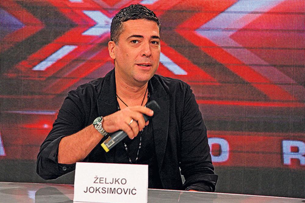 Željko o učešću u X Factoru: Nema kajanja, stojim iza svojih izjava!