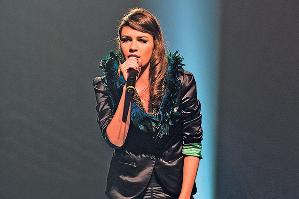 TAMARA MILANOVIĆ: Treba mi stabilniji posao od pevanja!